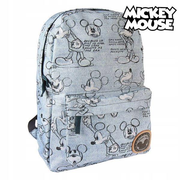 Plecak szkolny Mickey Mouse 72832 Niebieski