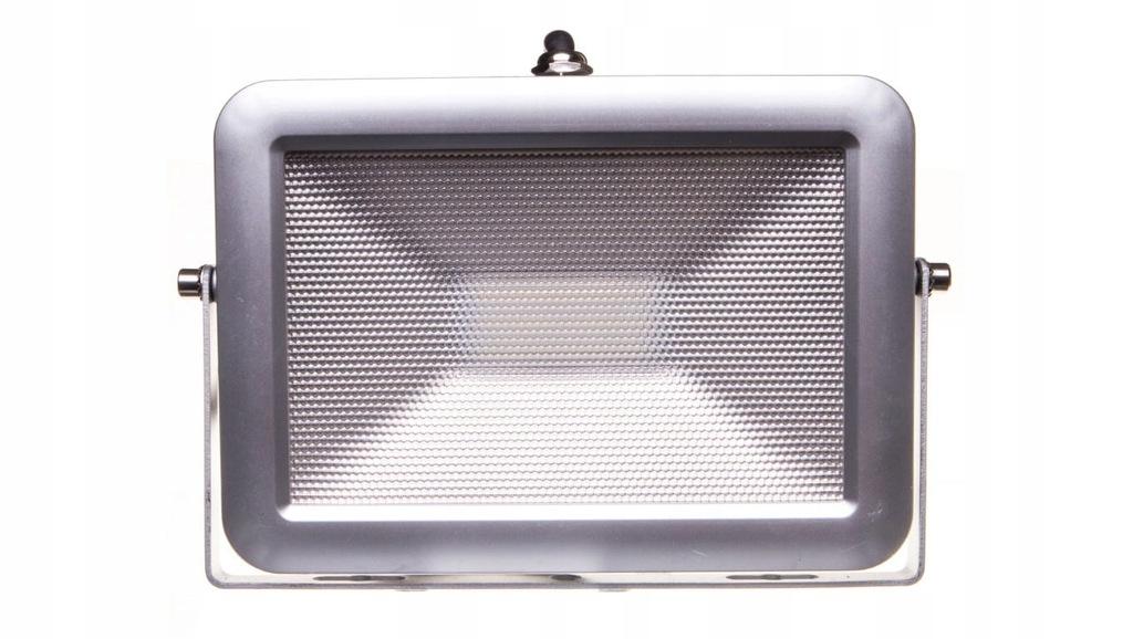 Projektor SLIM LED 30W 2400lm IP65 5000K srebrny O