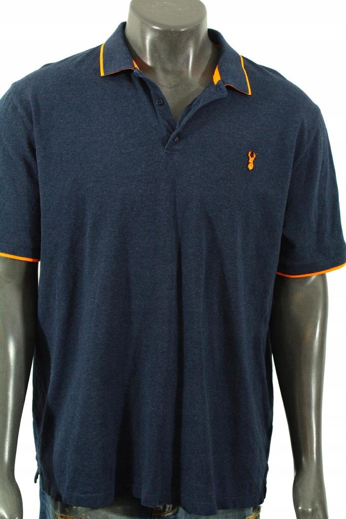 NEXT Koszulka polo slim fit modna! XXL 2XL