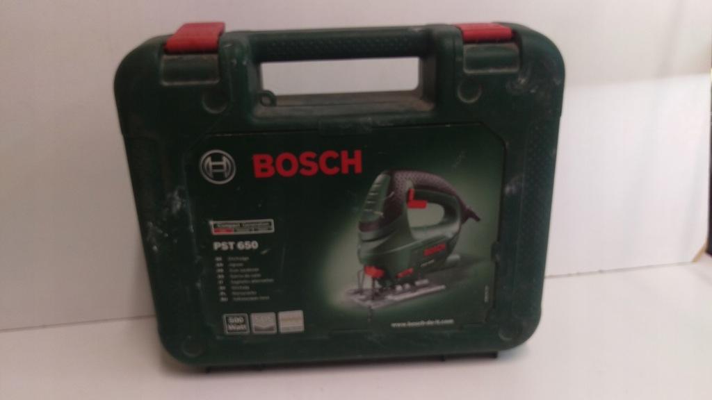 Wyrzynarka BOSCH PST 650 9239/s/20