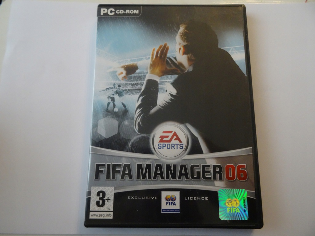 PC FIFA MANAGER 2006 ORG/PL