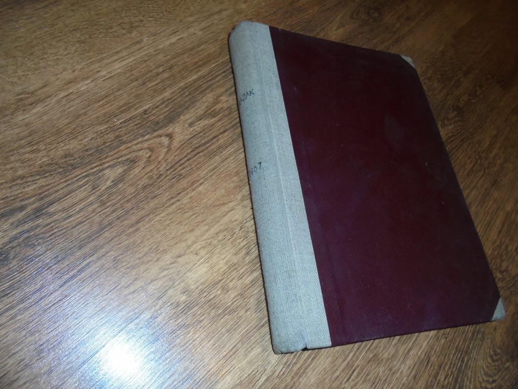 Strażak. Oprawiony rocznik 1967