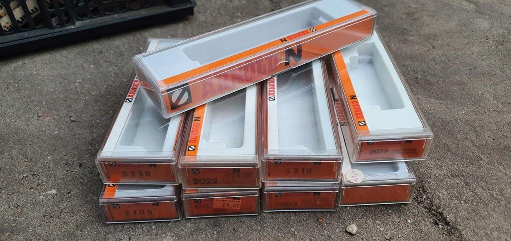 pudełka 1/160 arnold