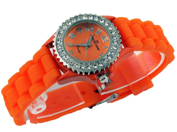 Zegarek JORDAN KERR 7049 dla dziewczynki cyrkonie