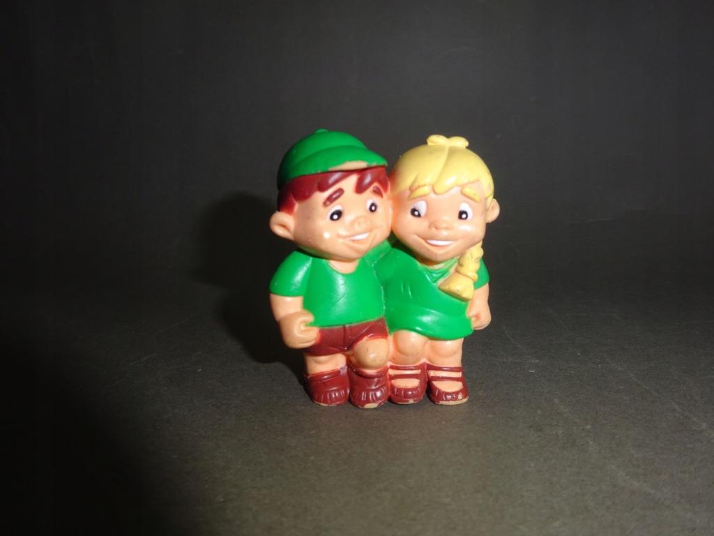 Stare zabawki / figurki Prl - 3
