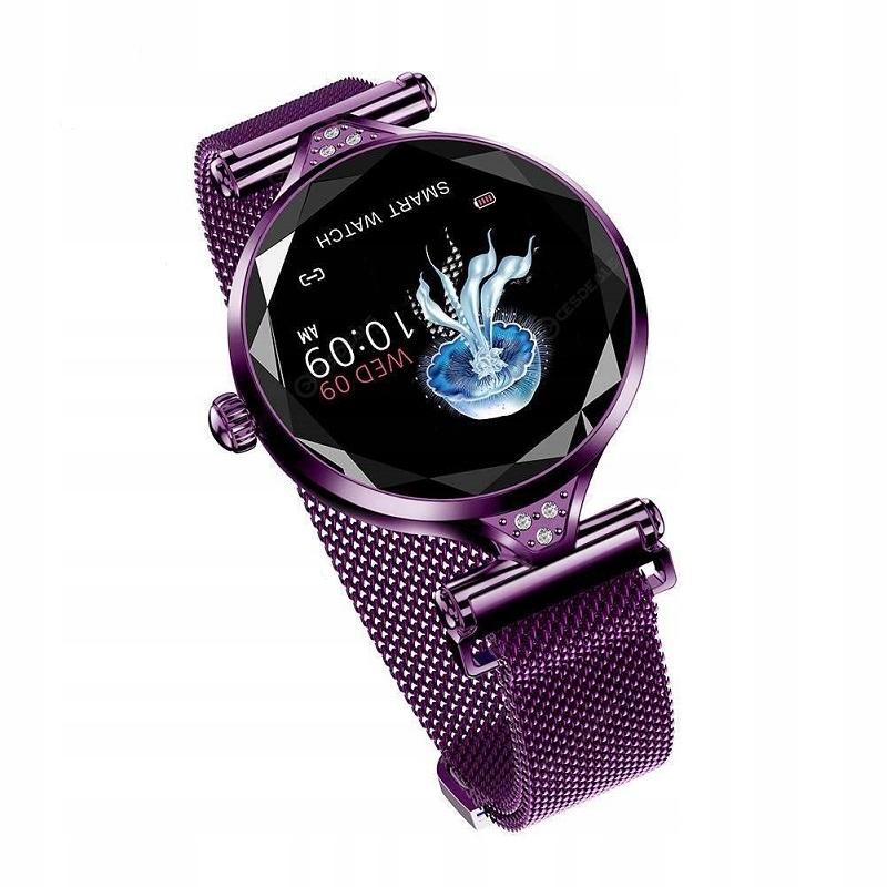 zegarek smartwatch smartband fh1 frahs opinie