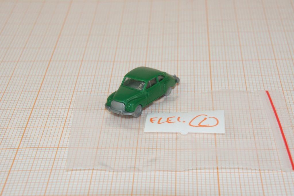 Auto na makietę skali N 1/160 Fleischmann (2)