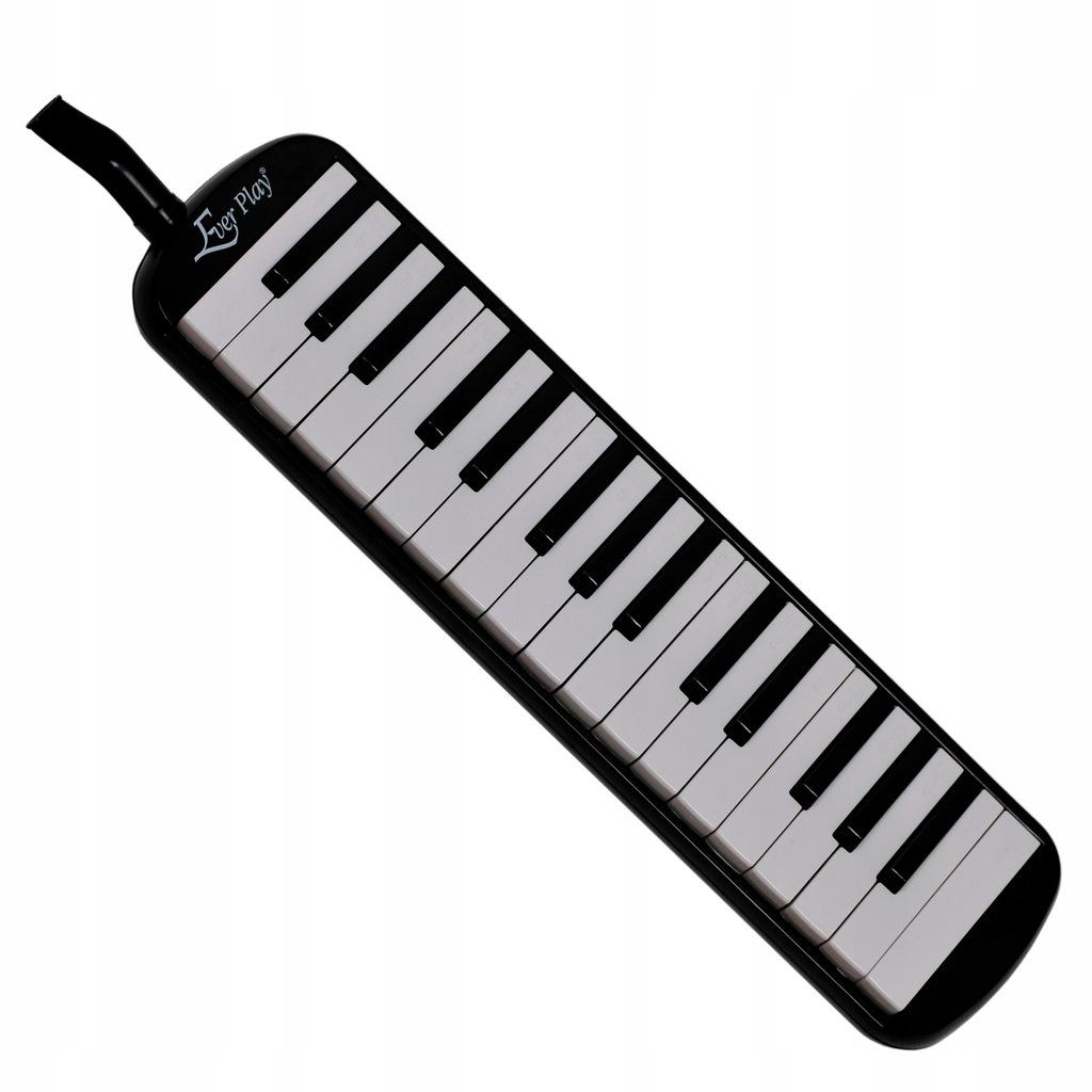 Melodyka czarno-biała Ever Play M32A-2BK