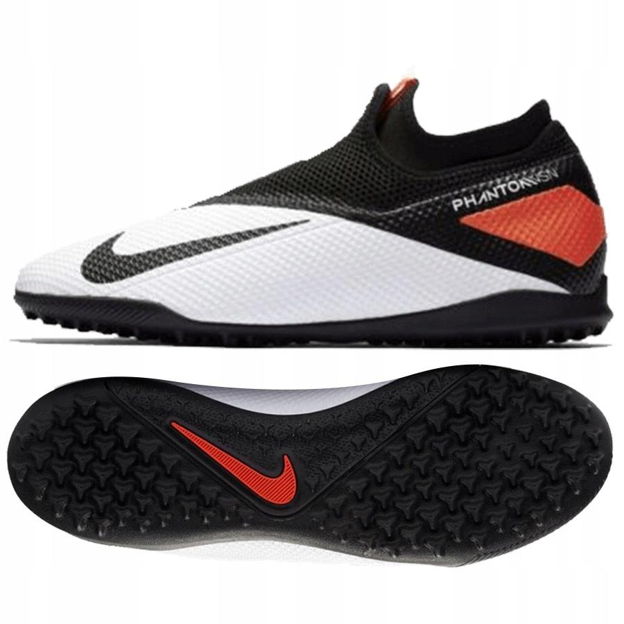 Buty Nike Phantom VSN 2 Academy DF TF biały 41!
