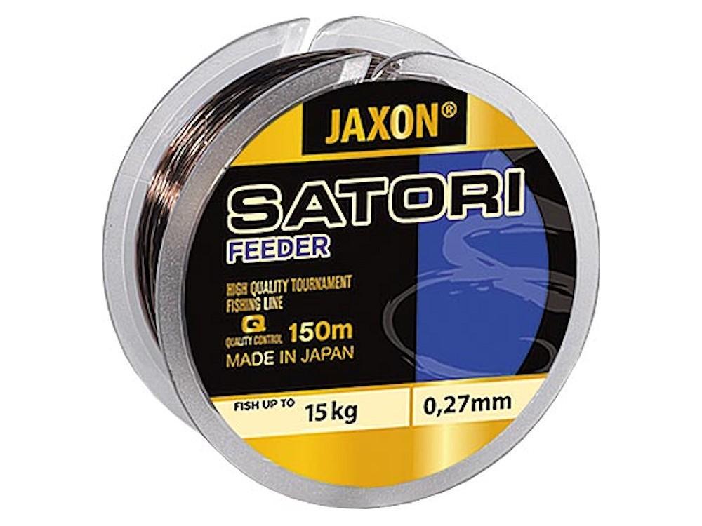 Żyłka JAXON SATORI Feeder 0,27mm 150mZJ-SAF027A