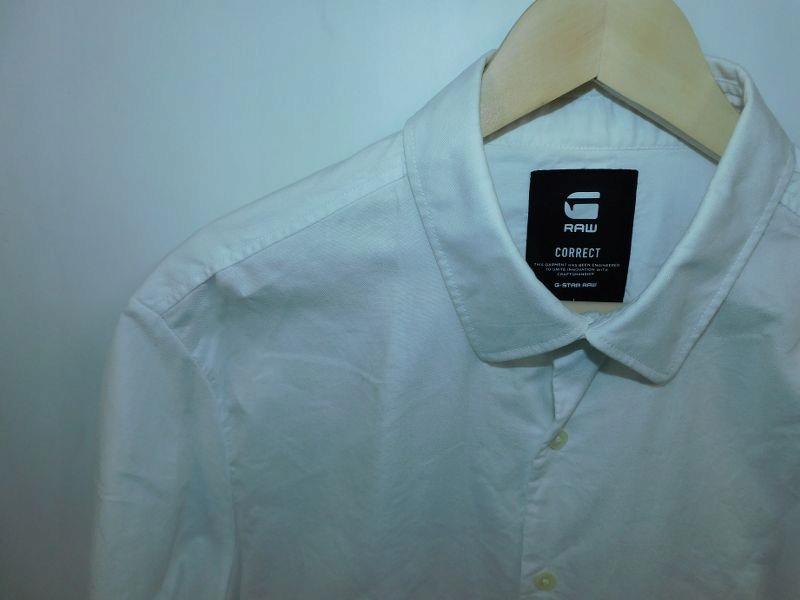G-Star Raw Core ls shirt koszula męska 41 L