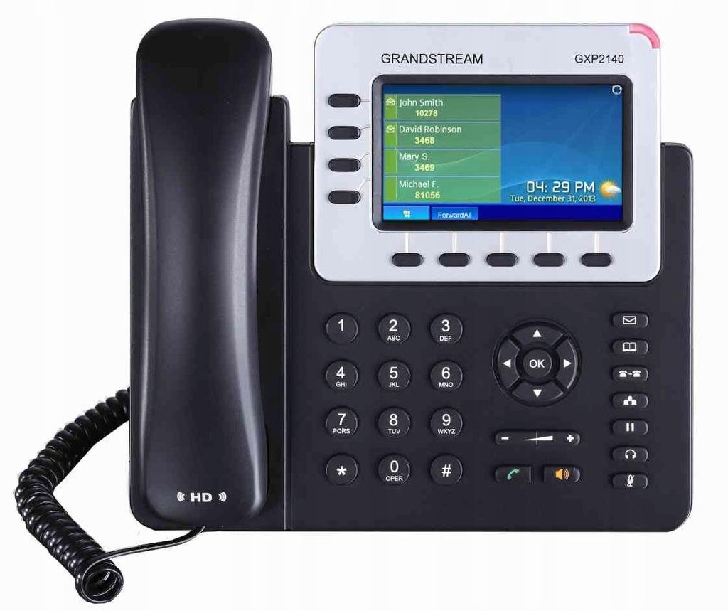 GRANDSTREAM Telefon IP GXP 2140 HD