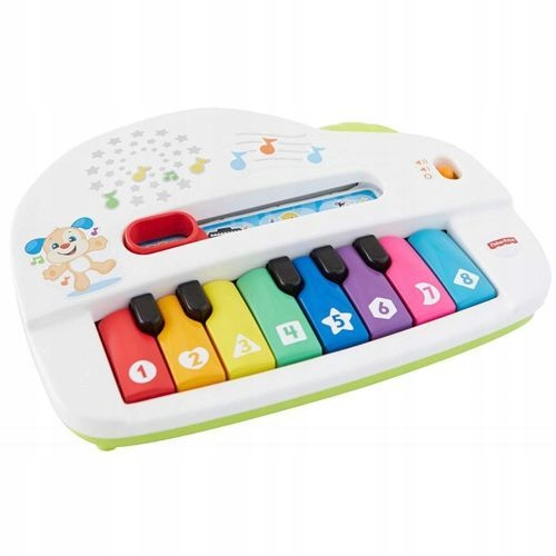Uczące pianinko malucha GFK02 Fisher Price