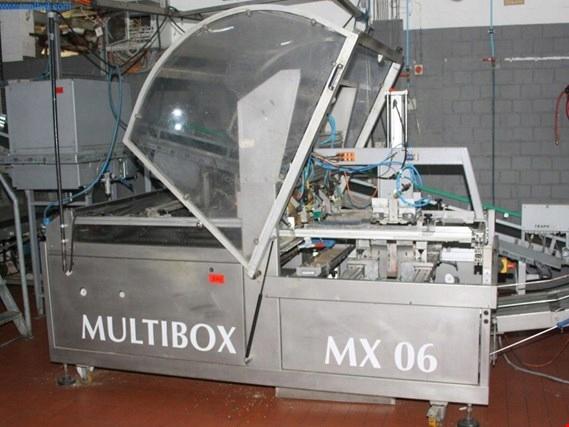 Składarko sklejarka do skrzynek MULTIBOX MX06