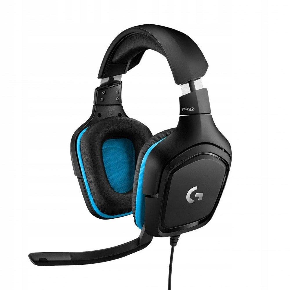 Słuchawki Logitech G432 Surround Sound Gaming