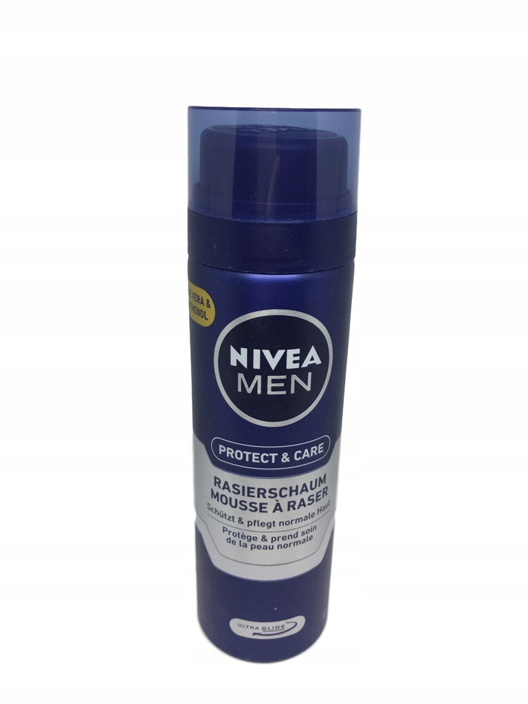 NIVEA MEN Protect&Care pianka do golenia
