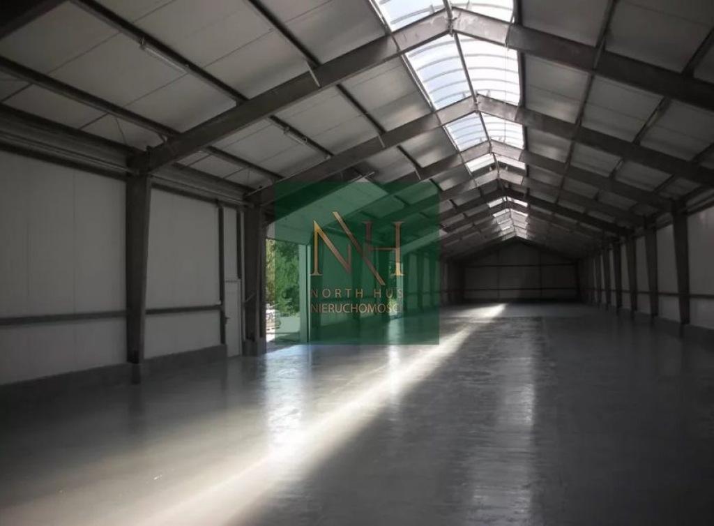 Magazyny i hale, Koleczkowo, Szemud (gm.), 1371 m²