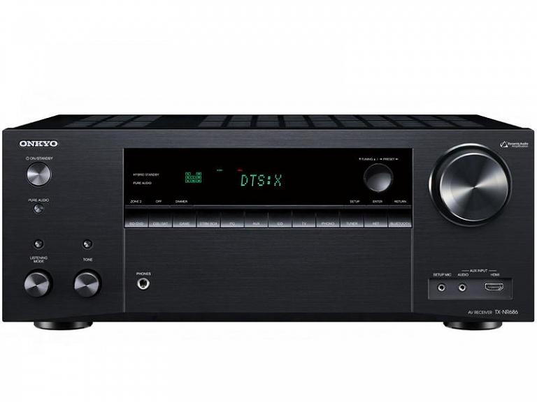 Onkyo TX NR686 +słuchawki bluetooth gratis K ce