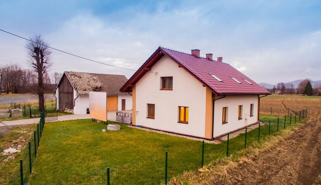 Dom, Ustroń, Cieszyński (pow.), 176 m²