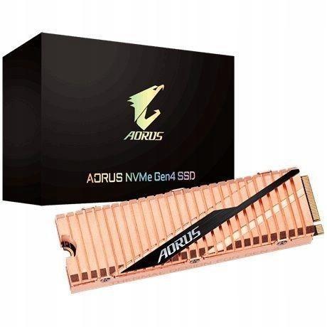 Dysk SSD Gigabyte AORUS SSD 1TB M.2 2280 PCI-Expre