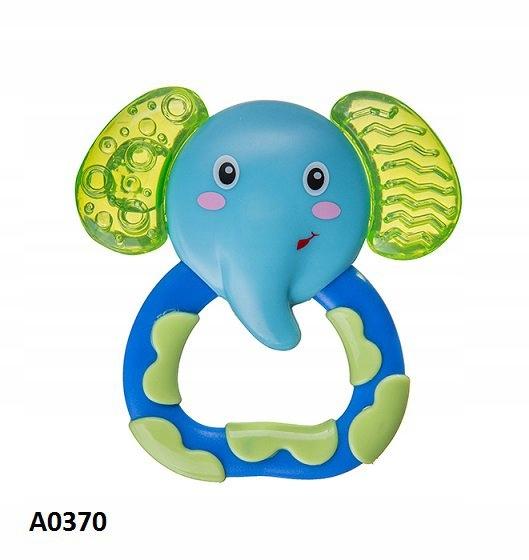 AKUKU A0370 Grzechotko-gryzak słoń
