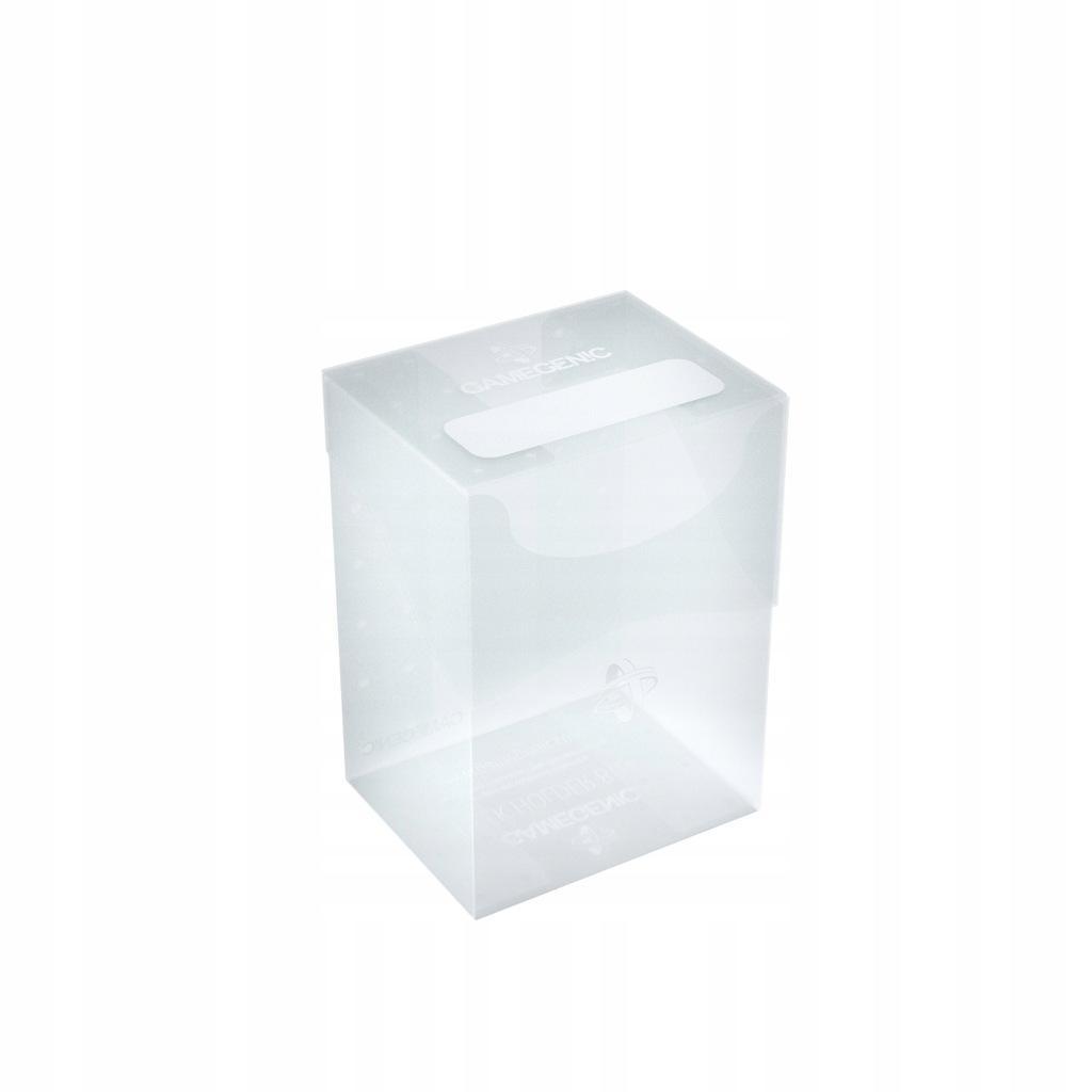 Gamegenic Deck Holder 80+ - Clear