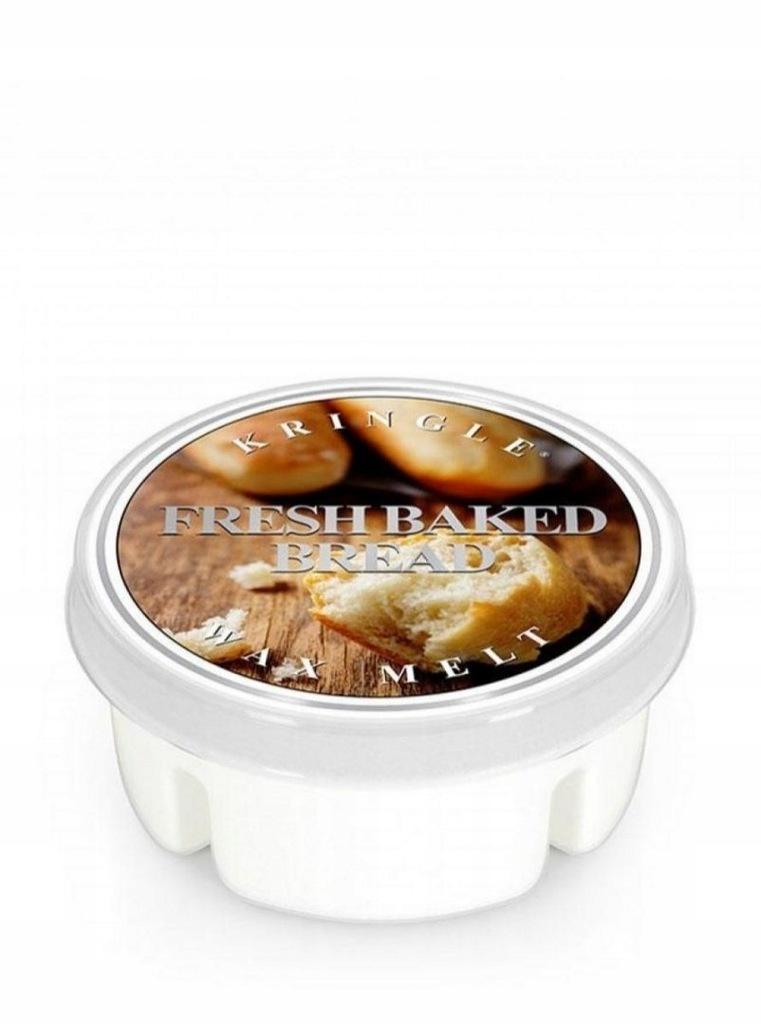 Świeca zapachowa Kringle Candle - Fresh baked Brea
