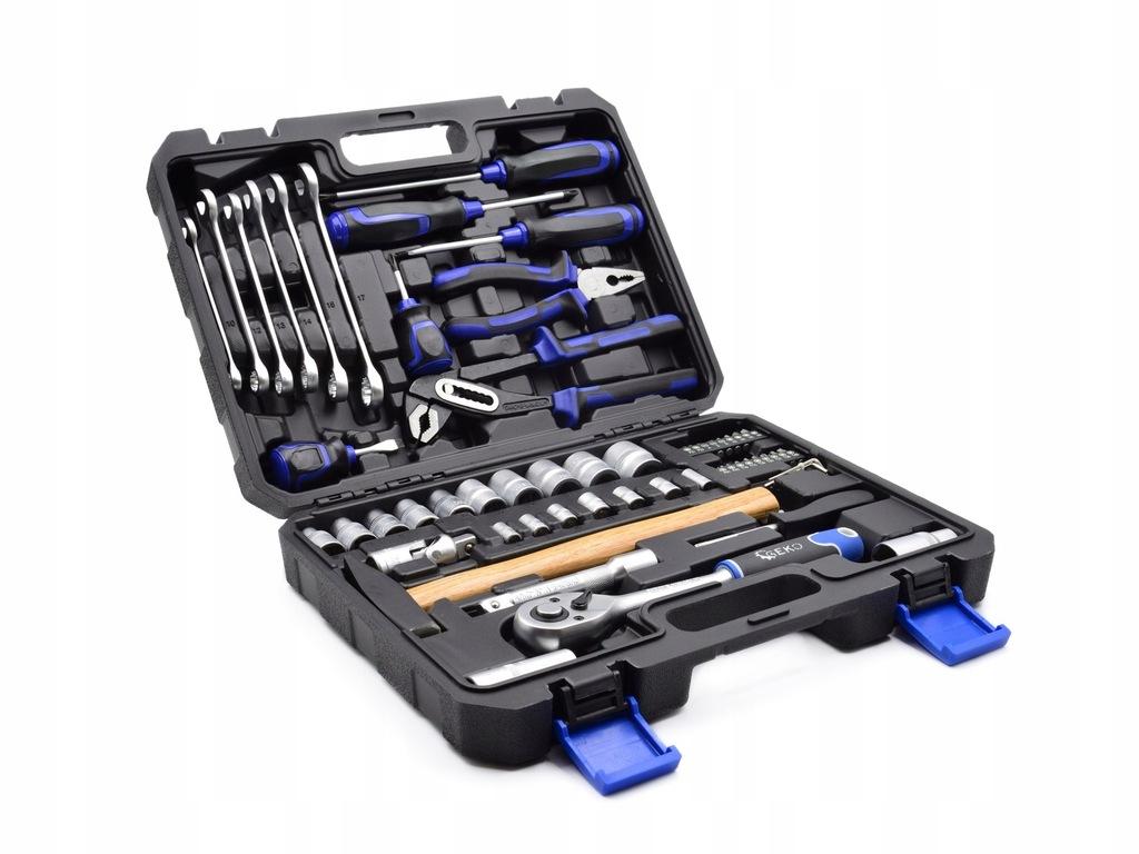 Uniwersalny zestaw narzędzi 66el. (4)
