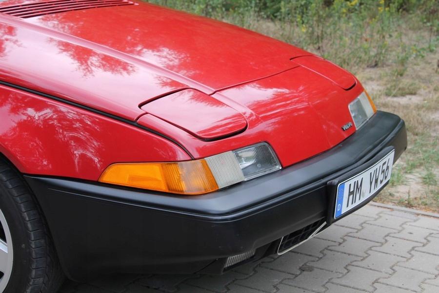 VOLVO 480 ,1991 OLDSTYLE Łódź