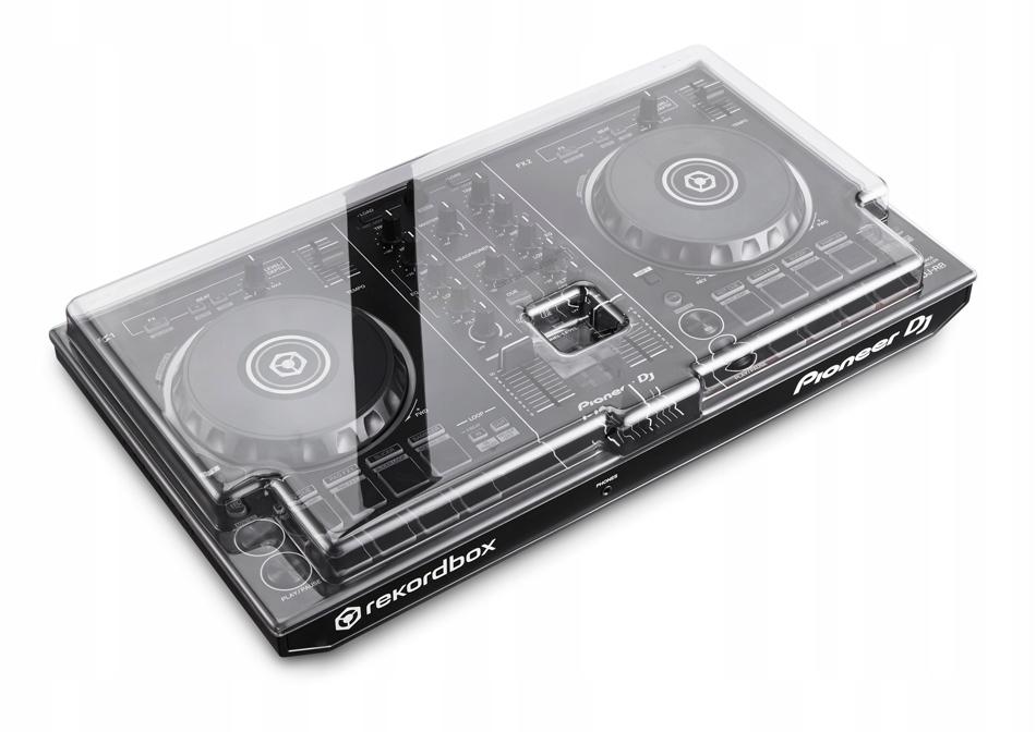 Decksaver Pioneer LE DDJ-SB/SB2/RB Cover (Light Ed