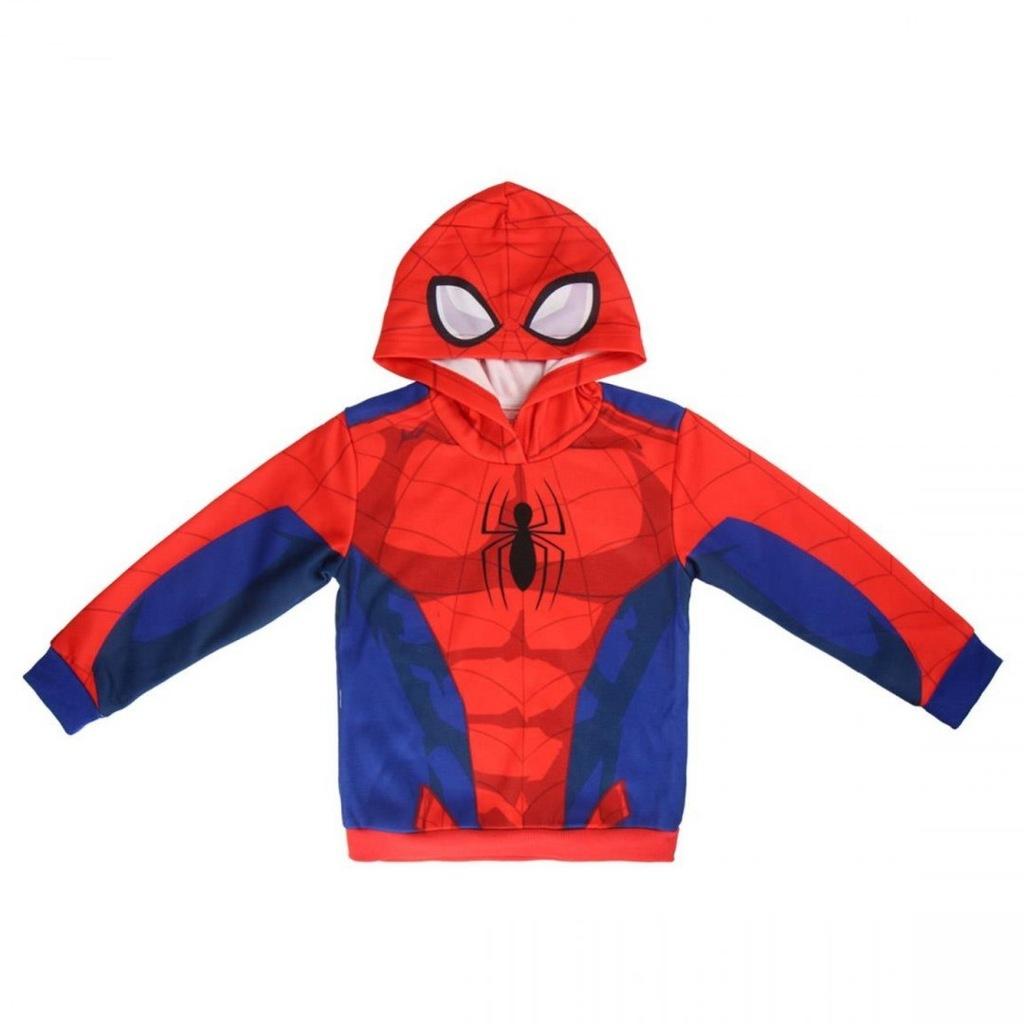 Bluza z kapturem Spiderman : Rozmiar: - 116