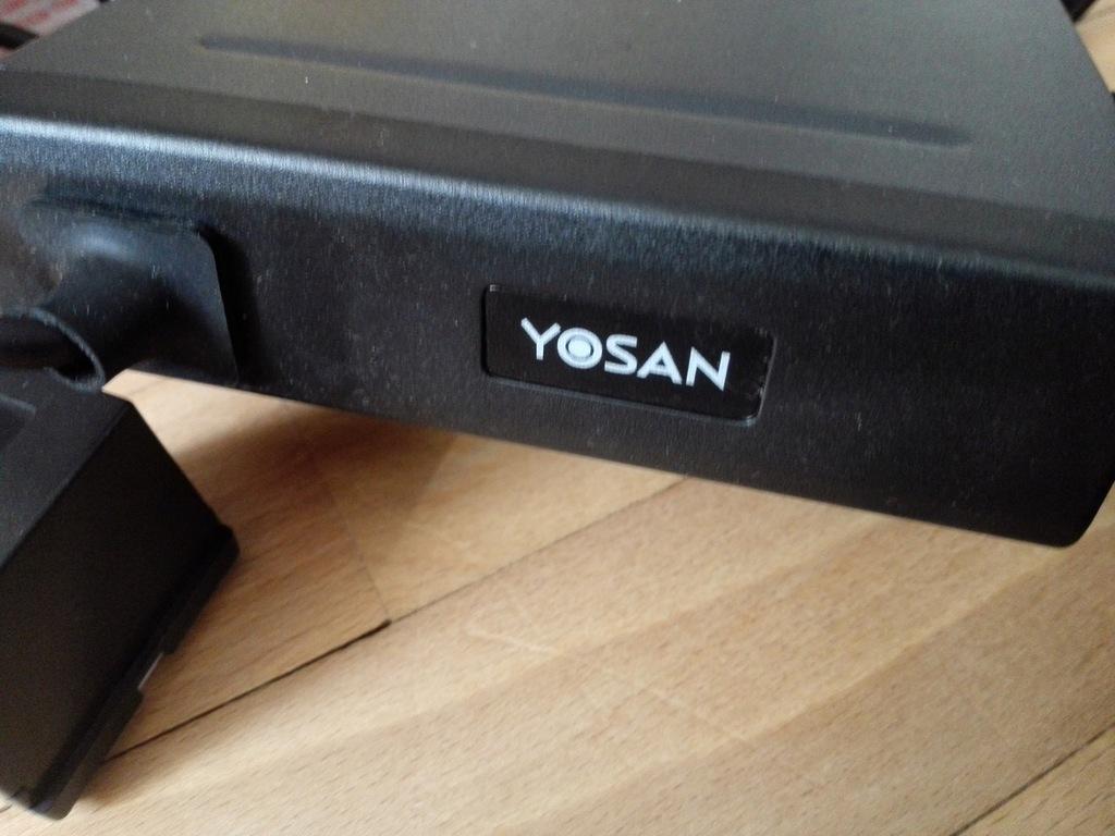 CB RADIO YOSAN CB-250 + RF-GAIN