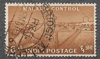 India kas T856 malaria