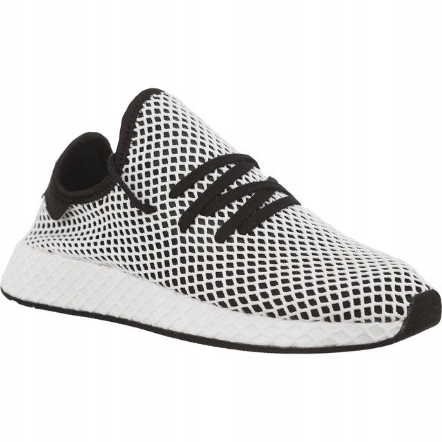 adidas DEERUPT RUNNER CORE BLACK CORE r.45 13