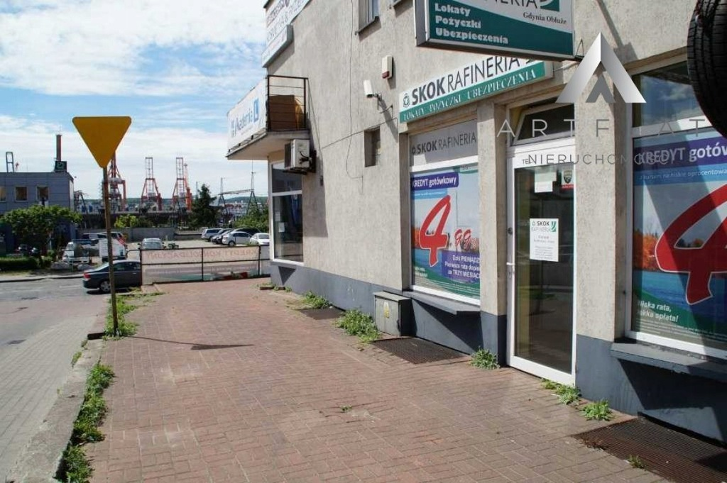 Komercyjne, Gdynia, Obłuże, 31 m²
