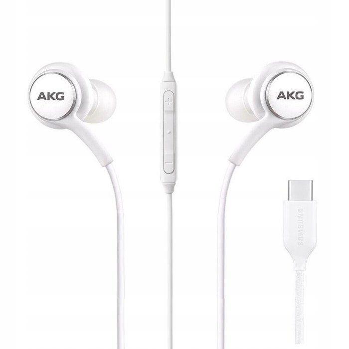 Słuchawki SAMSUNG NOTE 10 / 10+ PLUS USB Typ C