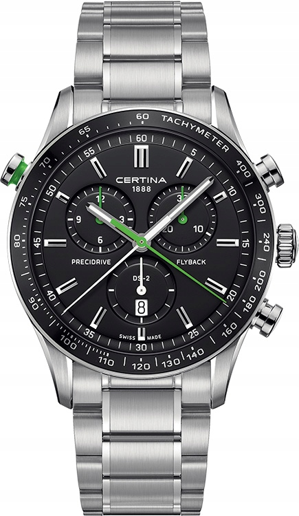 CERTINA DS 2 PRECIDRIVE FLYBACK CHRONO