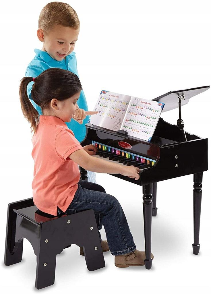 Fortepian dziecięcy Melissa+Doug Grand Piano E843