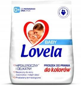 Proszek do prania koloru Lovela Baby 1,3kg