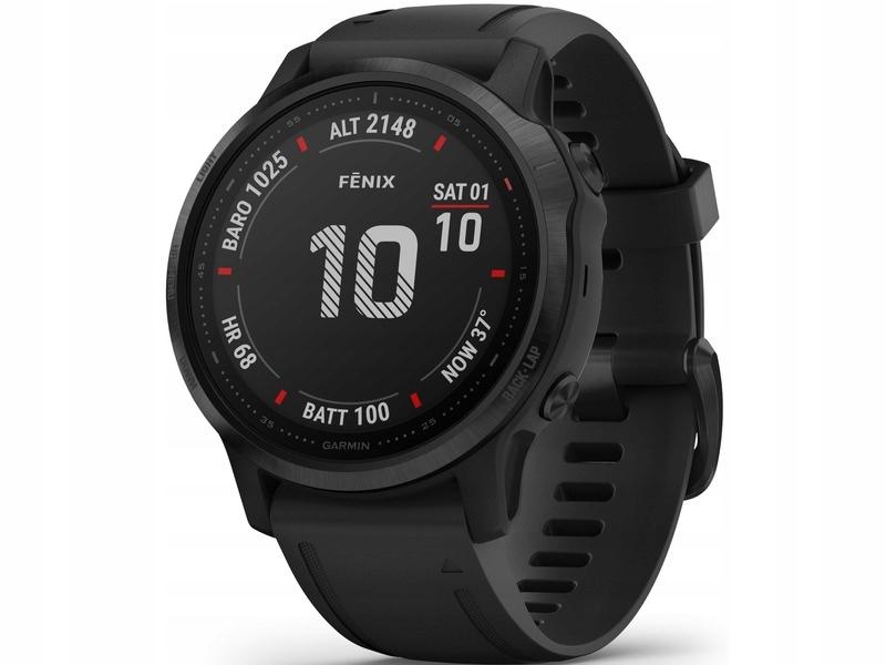 Zegarek sportowy GARMIN Fenix 6S Pro GPS WR100