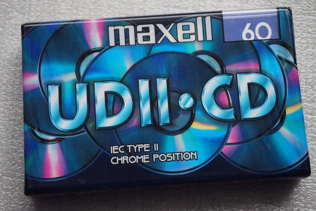 MAXELL UDII CD 60