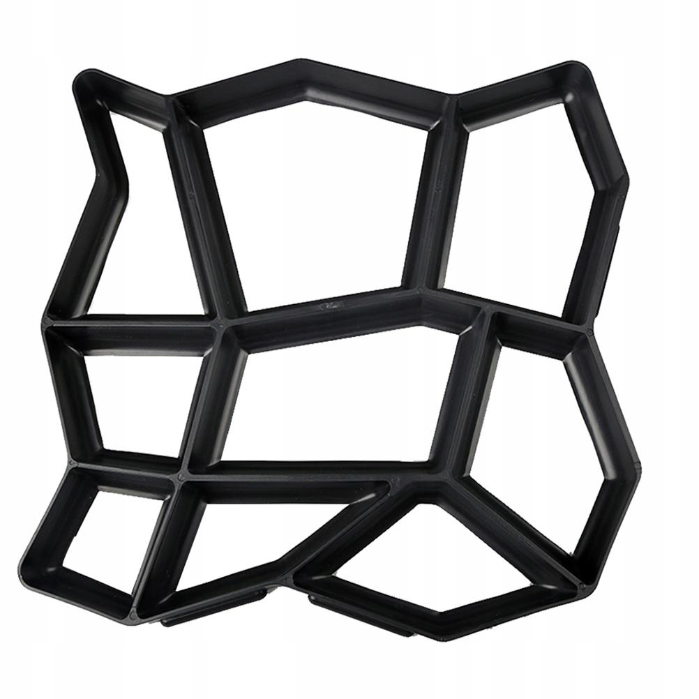 36x36 cm Cementowa kostka brukowa DIY Plastikowe