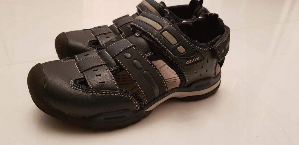 Letnie buty chłopięce Geox r.35 stan idealny