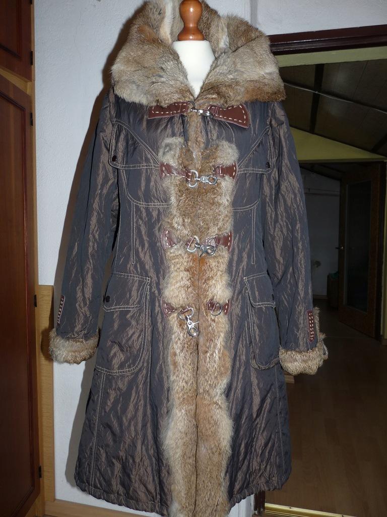 BIBA luksusowy nowy płaszcz 4446XXL LUO LUO?