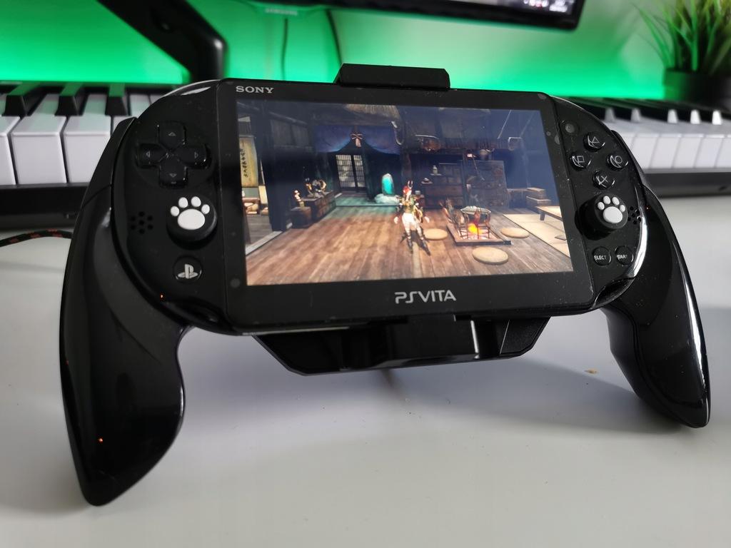 Playstation VITA SLIM PSVita 8gb + Gra