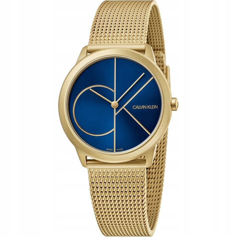 CK CALVIN KLEIN NEW COLLECTION WATCHES Mod. K3M525