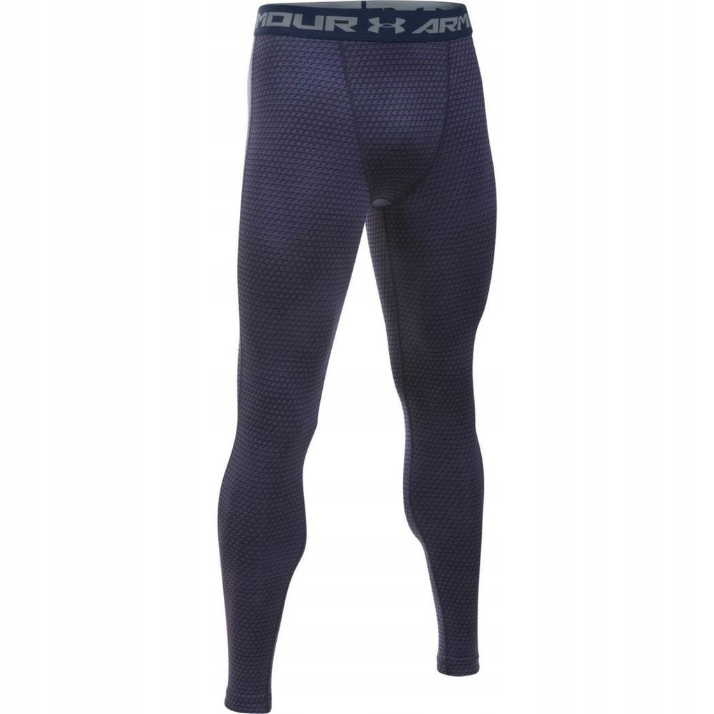 UNDER ARMOUR compression getry leginsy męskie #S