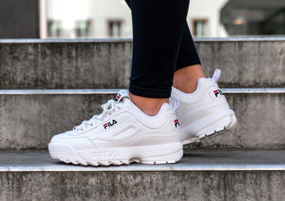 FILA Disruptor 2 Premium Sneaker | Buty i Moda