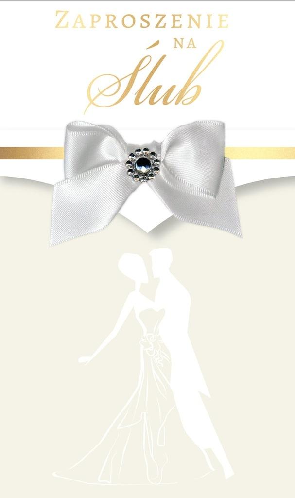 Zaproszenie na Ślub Ś11
