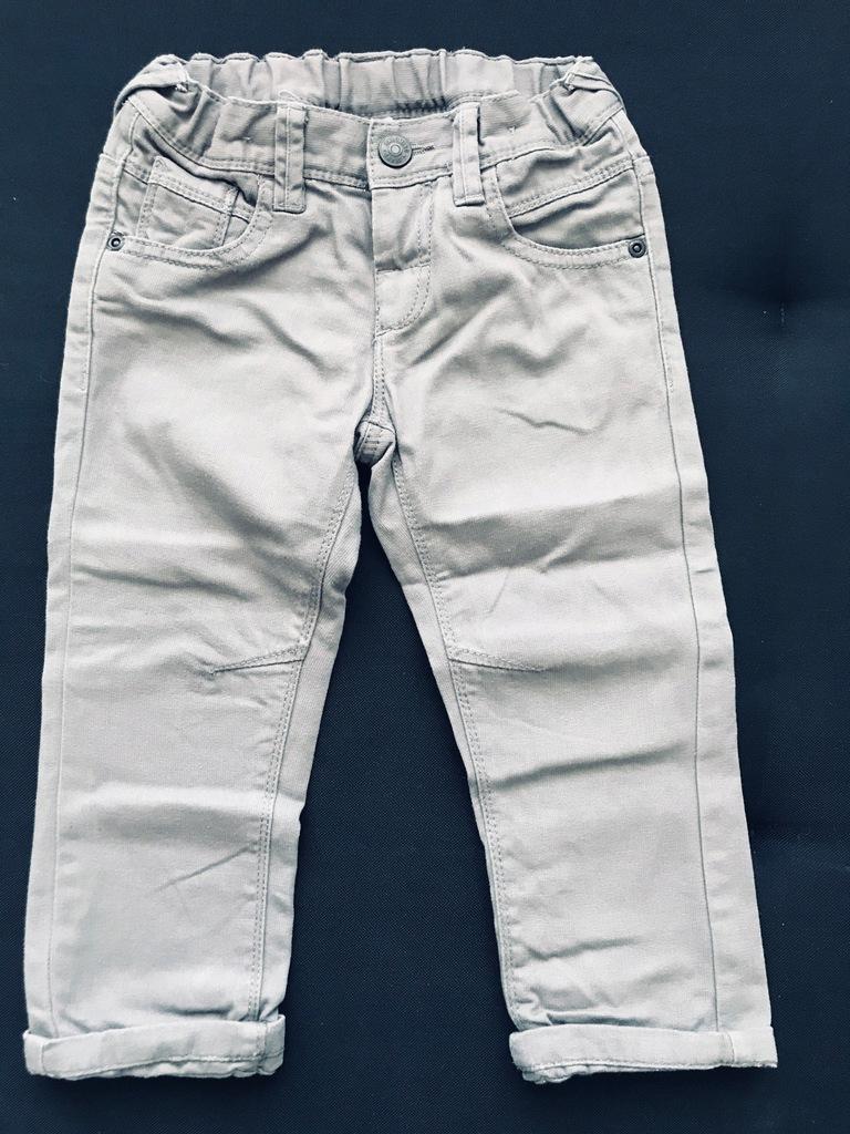 Spodnie chłopięce C&A r. 92